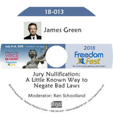 James Green - Jury Nullification: A Little Known Way to Negate Bad Laws