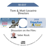 Tom & Matt Locastro - Discussion: Saber Rock