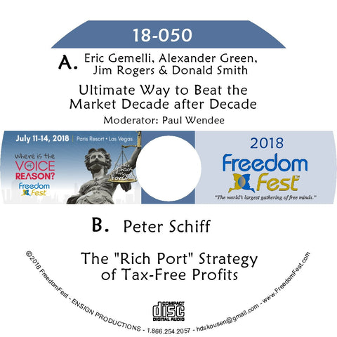Gemelli, Green, Rogers, Smith - Peter Schiff