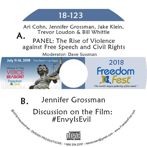 Cohn, Grossman, Klein, Loudon, Whittle - Jennifer Grossman