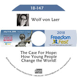 Wolf von Laer - The Case For Hope: How Young People Change the World!