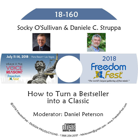 Socky O'Sullivan, Daniele C. Struppa - How to Turn a Bestseller into a Classic