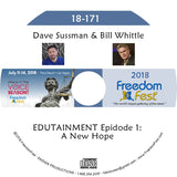 Dave Sussman, Bill Whittle - EDUTAINMENT Epidode 1: A New Hope