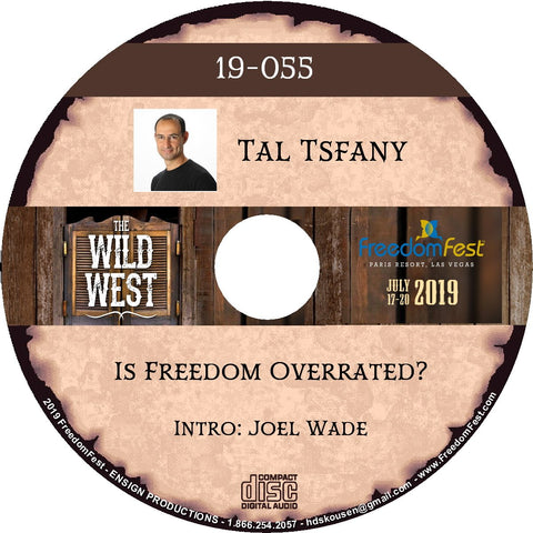 Tal Tsfany - Is Freedom Overrated?