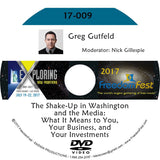 Greg Gutfeld - The Shake-Up in Washington and the Media: What It Means to You, Your Business, and Your Investments