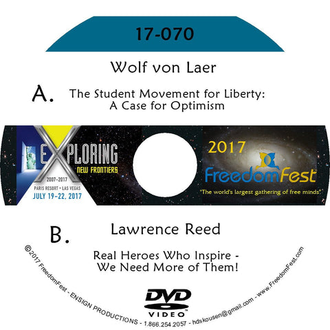 Wolf von Laer - Lawrence Reed