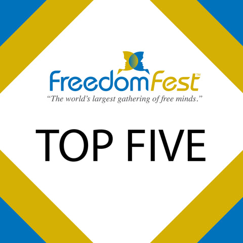 Five Free Audio Downloads from FreedomFest 2018