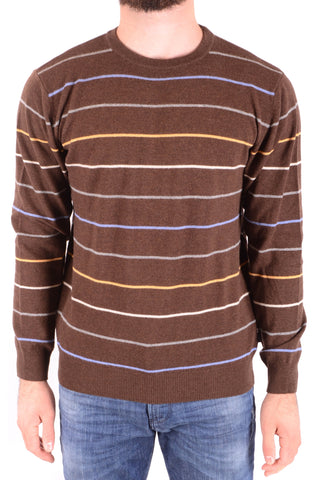 GANT Winter/Spring Colorful Brown Sweater front