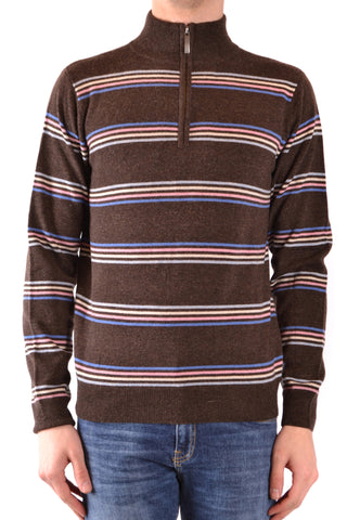 GANT Autumn/Winter Brown Sweater front