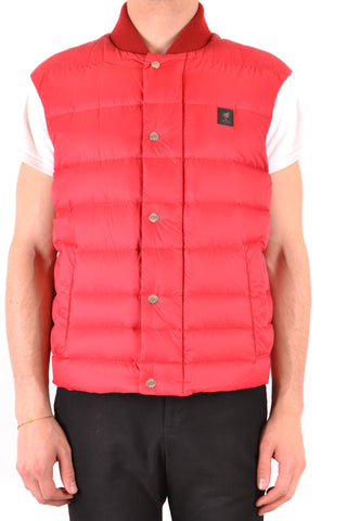 Hogan Down Red Vest front