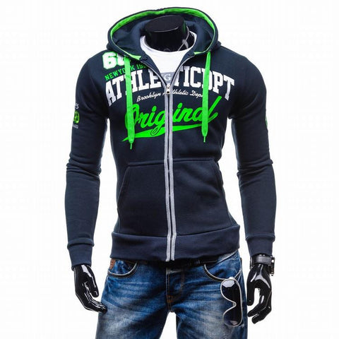 """Athletic"" Hoodie In Different Colors Hoodies and Sweatshirts - Stylish Portal"