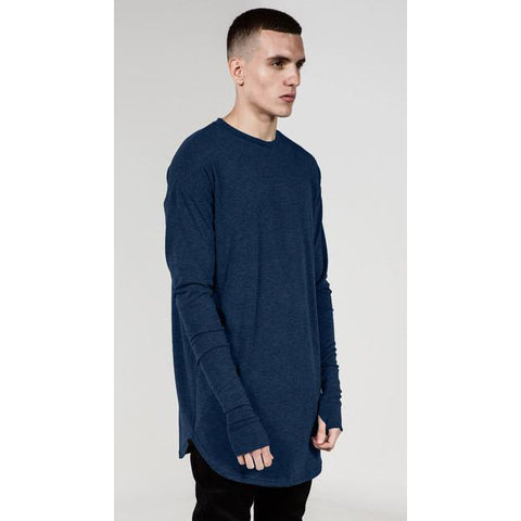 Long Sleeve Shirt In Different Colors Hoodies and Sweatshirts - Stylish Portal