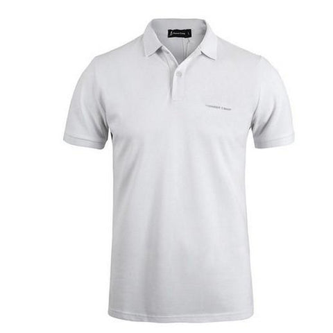 Solid Color Polo In Different Colors T-Shirt - Stylish Portal