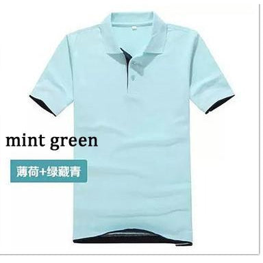 Two Color Polo In Different Colors Polo - Stylish Portal
