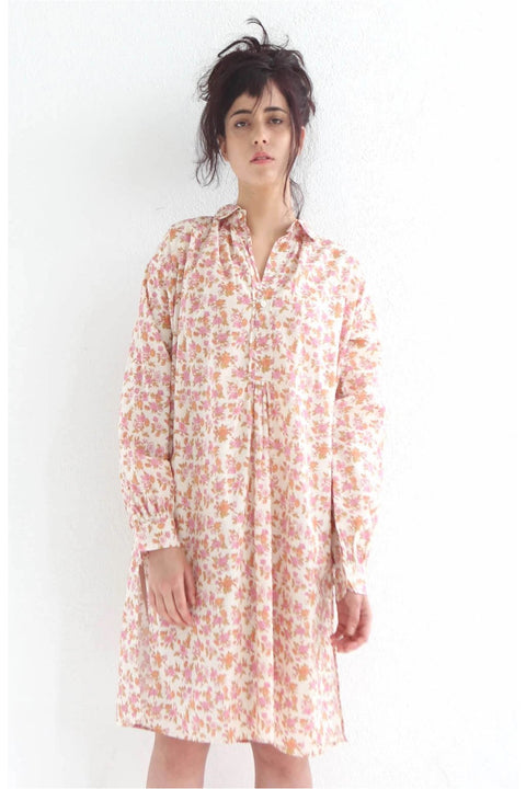 Sleep Shirt, Spring Print