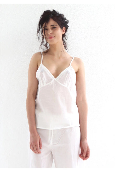 Cami Set , White
