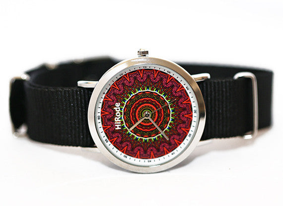 Spotted - Indigenous inspired watch