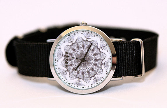 Tree of Life- Kaleidoscope Mandala style watch