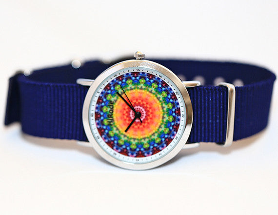 Universal- Hipster style unisex watch