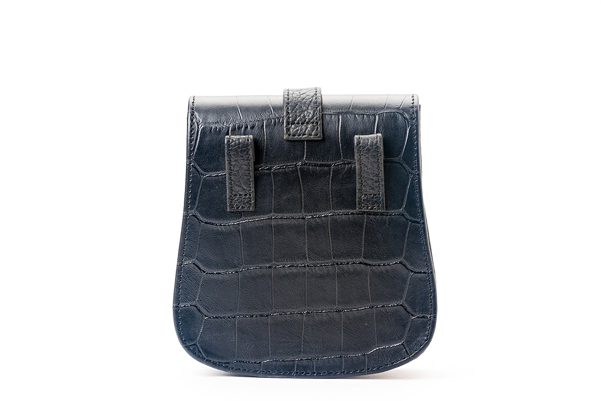Nafa Belt Bag Crocodile - Bouswari