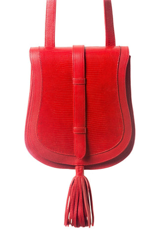 Nafa Crossbody Red
