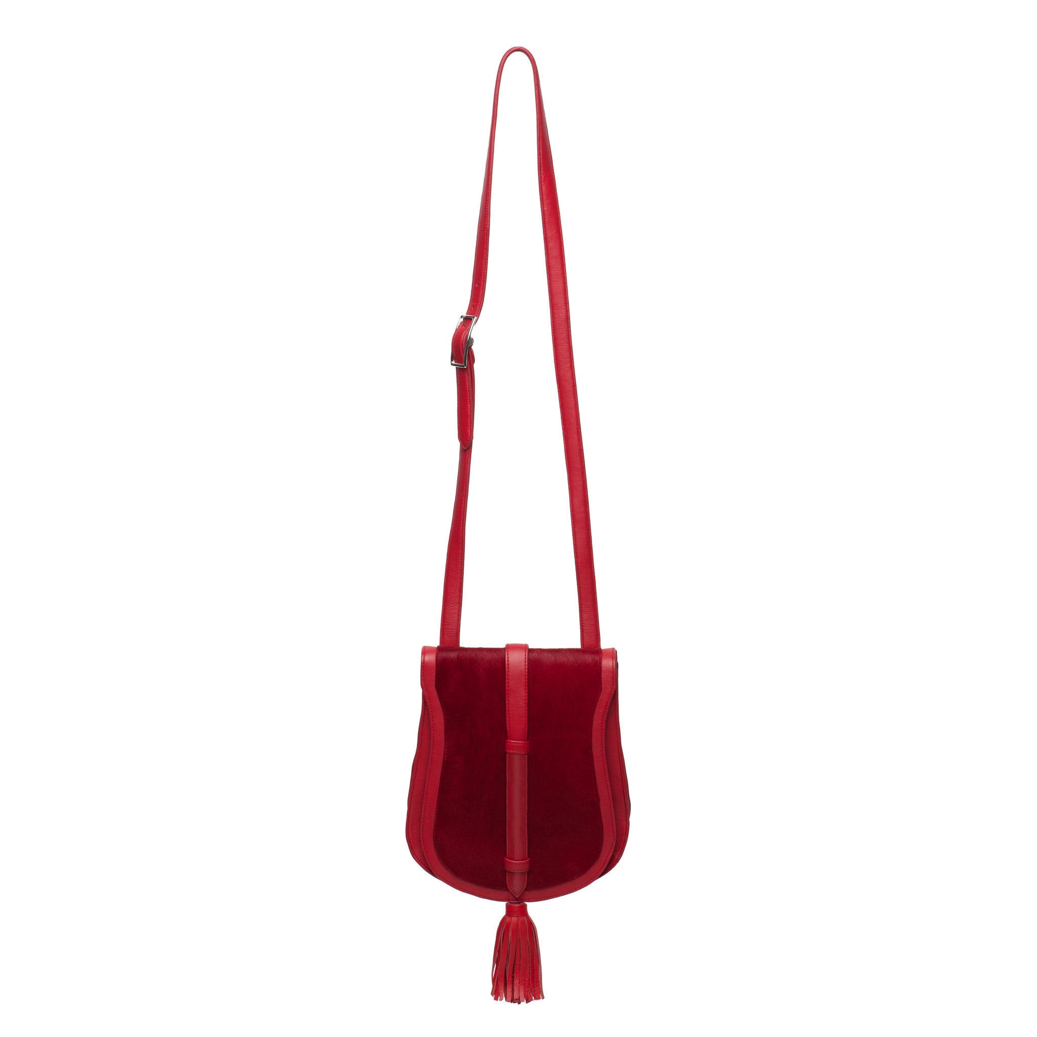 Nafa Crossbody Red - Bouswari