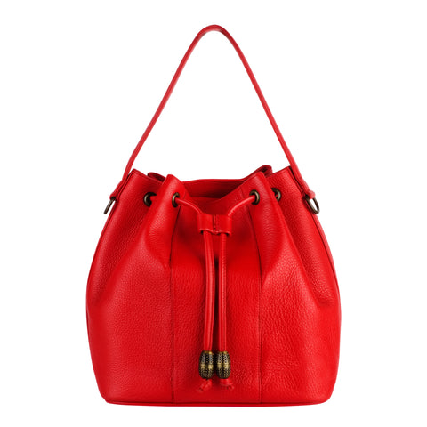 Nafa Belt Bag Red