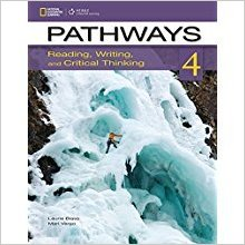 PATHWAYS 4: READING,WRITING, AND CRITICAL THINKING:STUDENT BOOK/ONLINE WORKBOOK PACKAGE