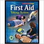 FIRST AID:TAKING ACTION