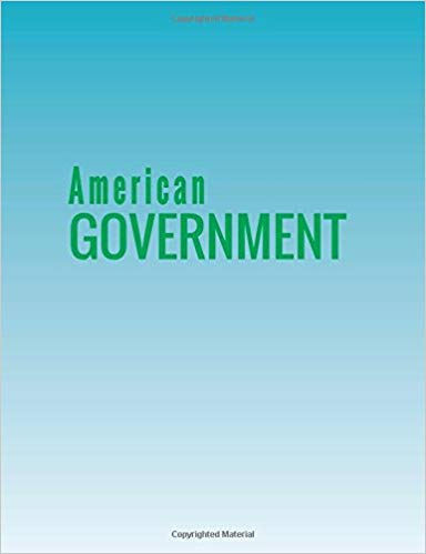 AMERICAN GOVERNMENT (OER)
