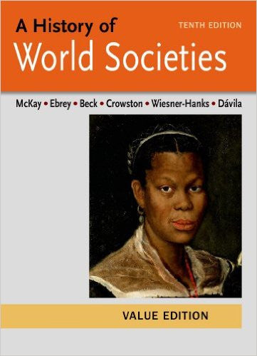 HIST.OF WORLD SOCIETIES-COMB.VALUE ED.