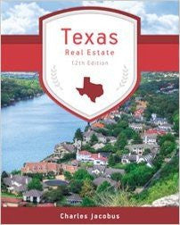TEXAS REAL ESTATE 12TH EDITION (REVISED)