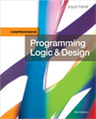 PROGRAMMING LOGIC+DESIGN,COMP.