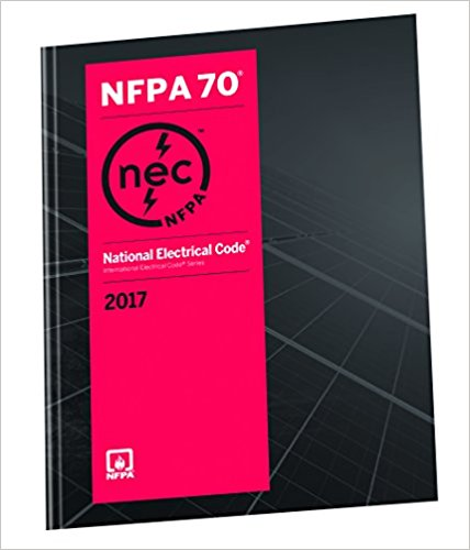 NATIONAL ELECTRICAL CODE:2017