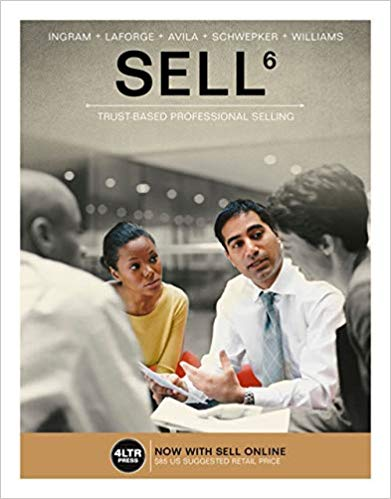 SELL 6 STUDENT EDITION W/MINDTAP