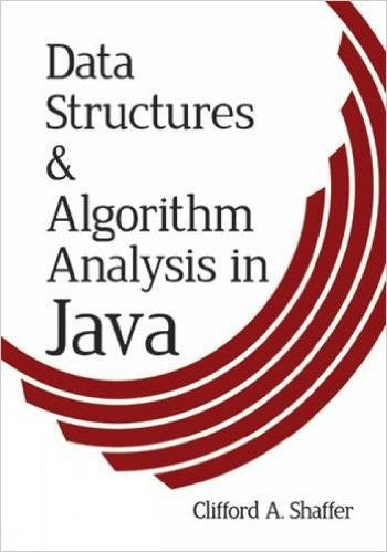 DATA STRUCTURES+ALGORITHM ANAL...JAVA