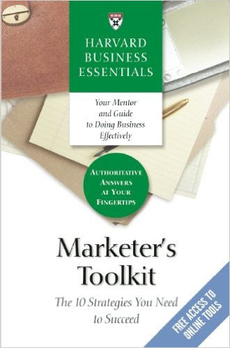 MARKETER'S TOOLKIT