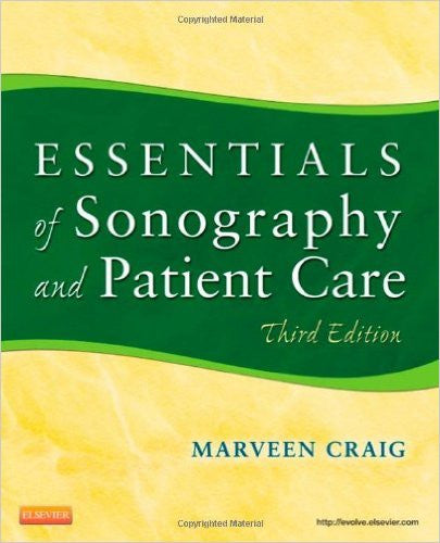 ESSENTIALS OF SONOGRAPHY+PATIENT CARE