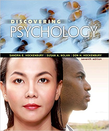 DISCOVERING PSYCHOLOGY (7TH 16)