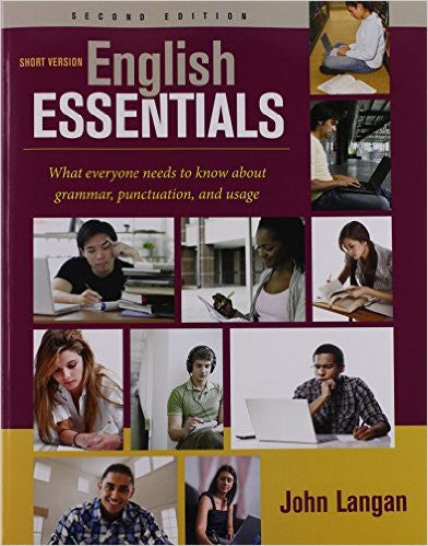 ENGLISH ESSENTIALS,SHORT VERSION