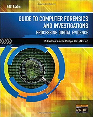 GUIDE TO...FORENSICS+INVEST.-W/DVD