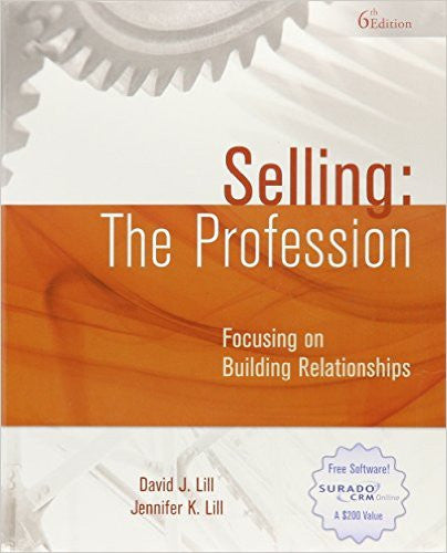 SELLING:THE PROFESSION