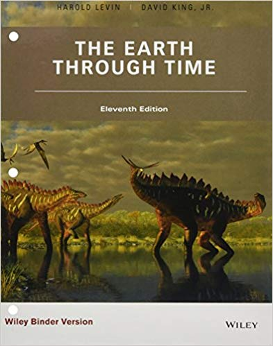 EARTH THROUGH TIME (LOOSELEAF)
