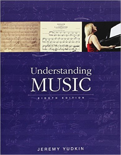 UNDERSTANDING MUSIC-W/3 CDS
