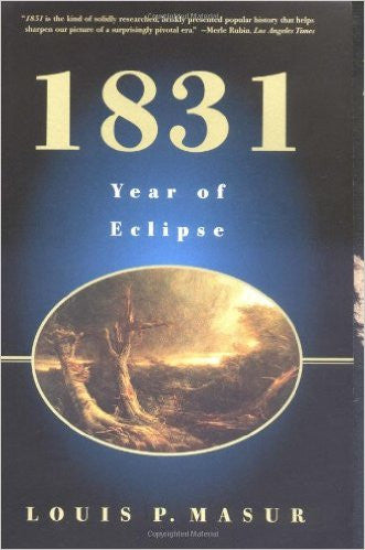 1831:YEAR OF ECLIPSE