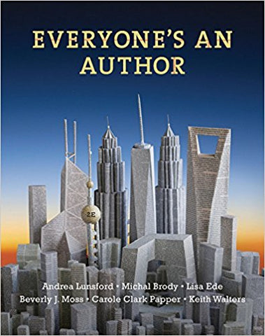 EVERYONE'S AN AUTHOR 2ND PAPERBACK