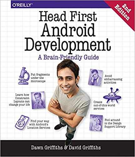 HEAD FIRST ANDROID DEVELOPMENT -