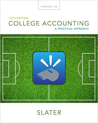 COLLEGE ACCT.:PRAC.APPR.-W/WORKSHEETS