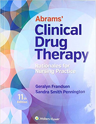 ABRAMS' CLINICAL DRUG...-W/PREPU ACCESS