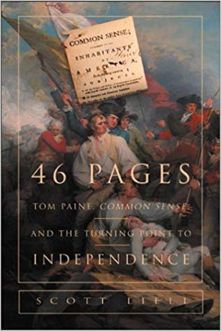 46 PAGES:TOM PAINE,COMMON SENSE,...